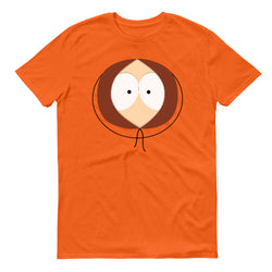 South Park Kenny Big Face Adult Short Sleeve T-Shirt