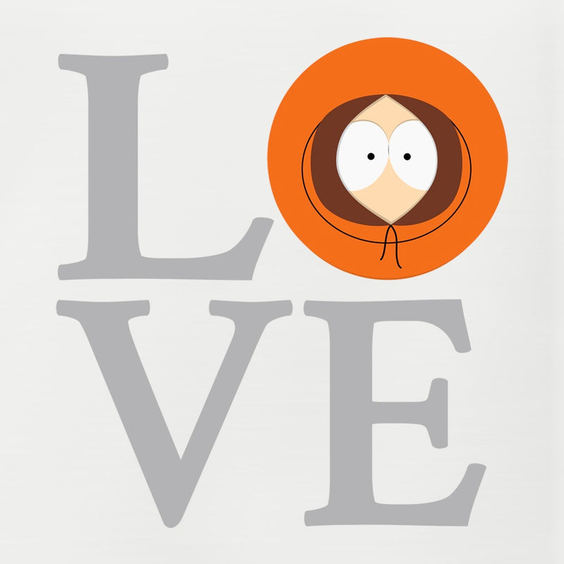 South Park Kenny Love Women's Relaxed Scoop Neck T-Shirt