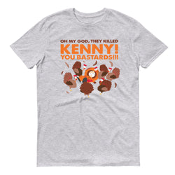 South Park OMG Kenny Adult Short Sleeve T-Shirt