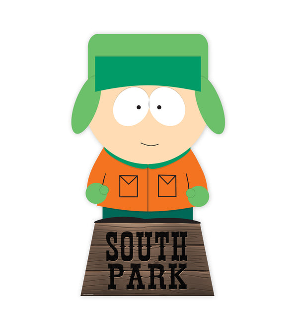South Park Kyle Standee