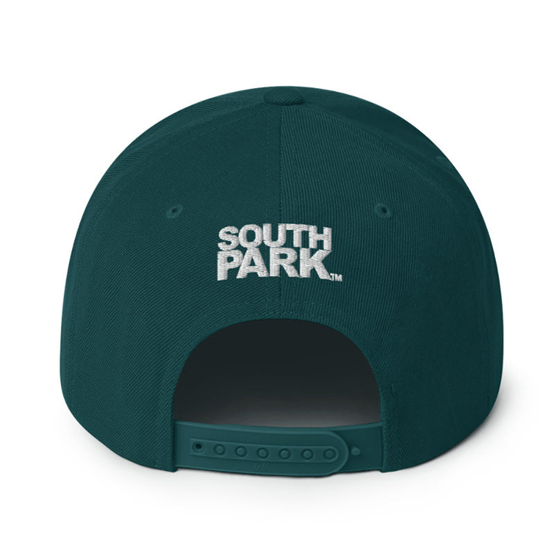 South Park Kyle Flat Bill Hat