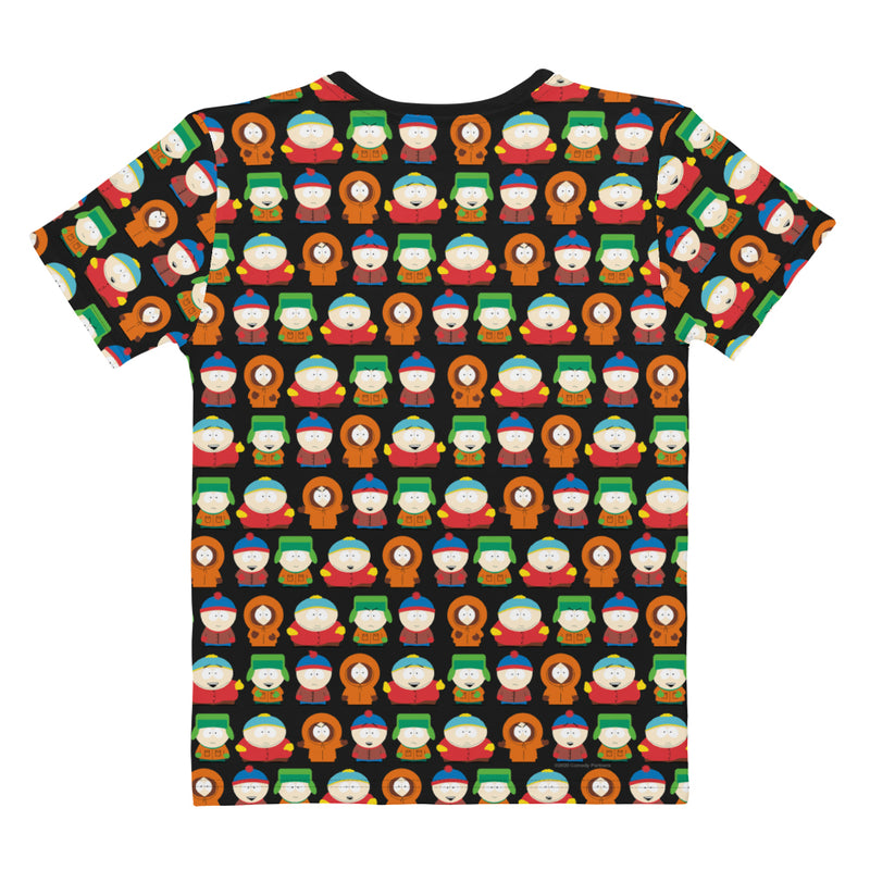 South Park Kyle Women's All-Over Print V-Neck T-Shirt