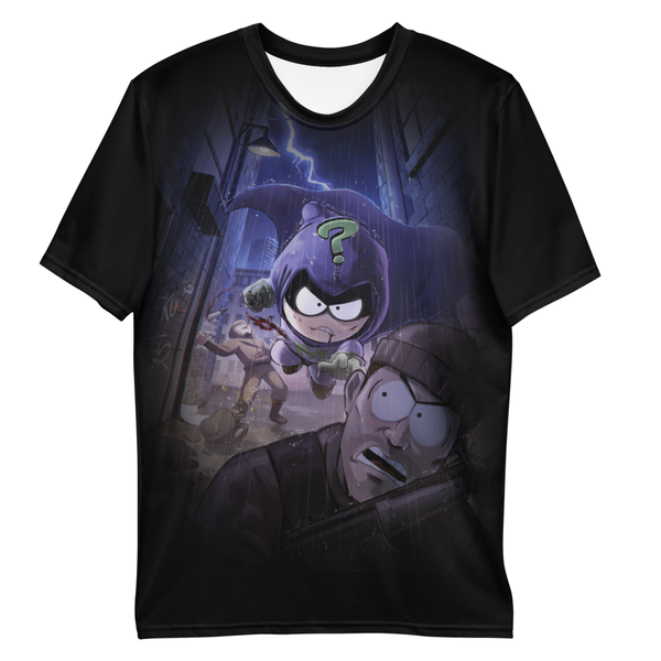 South Park Mysterion Unisex Short Sleeve T-Shirt