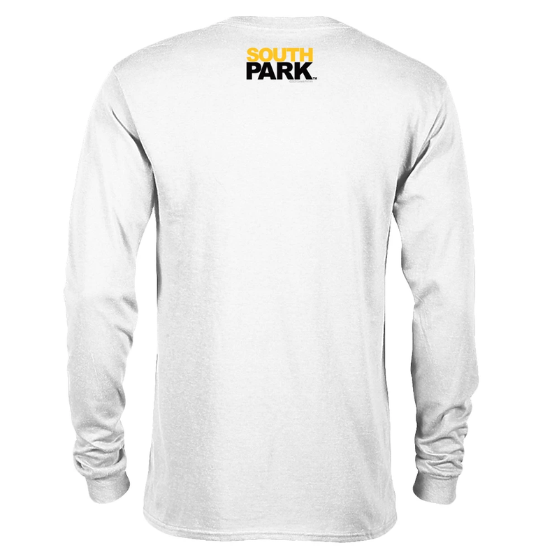 South Park I Survived the Pandemic Special Adult Long Sleeve T-Shirt