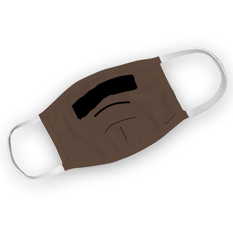 South Park Randy Marsh Mustache Washable Face Mask