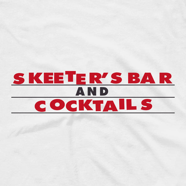 South Park Skeeter's Bar 3/4 Sleeve Baseball T-Shirt