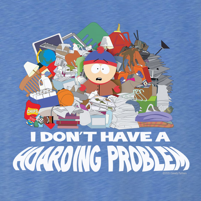 South Park Stan Hoarding Problem Women's Tri-Blend Dolman T-Shirt