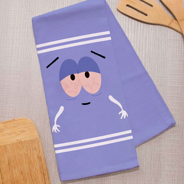 South Park Towelie Hand Towel