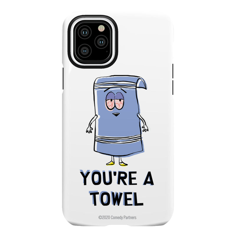 South Park Towelie You're a Towel Tough Phone Case