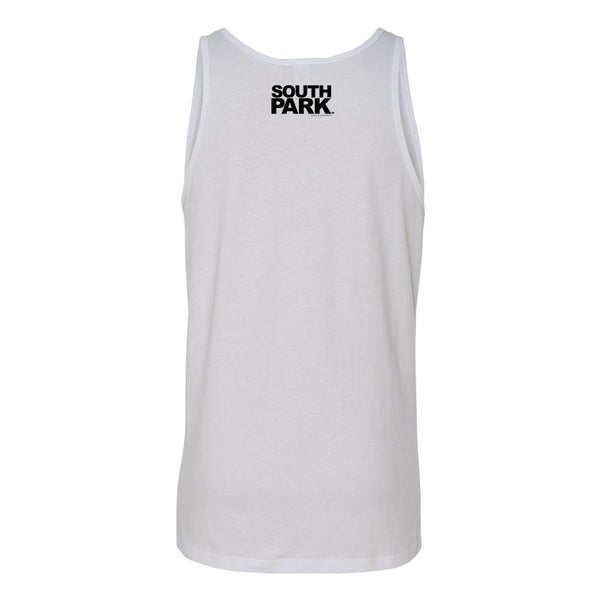South Park Couch Adult Tank Top - SDCC Exclusive Color