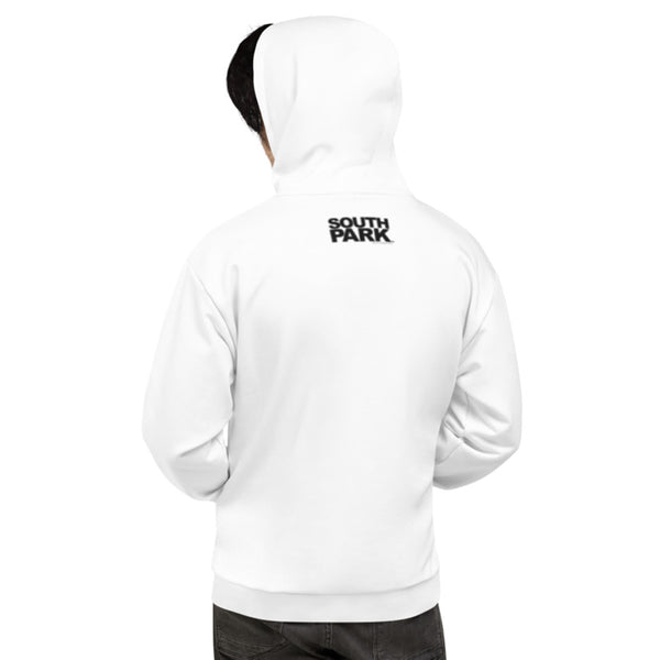 South Park Logo All-Over Print Adult Hooded Sweatshirt - SDCC Exclusive Color
