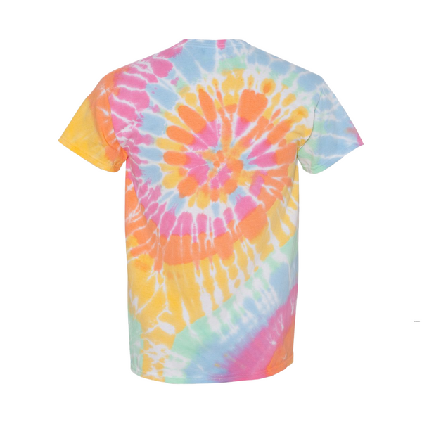 South Park Awesom-o Tie-Dye Short Sleeve T-Shirt