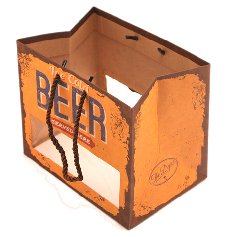 Vintage Beer Bag #3 for 6 x 33cl