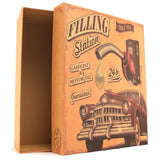 Vintage Beer Box for 12 bottles 2