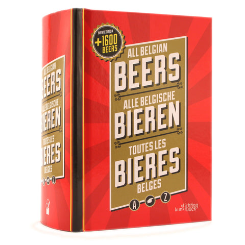 Book 'All Belgian Beers'