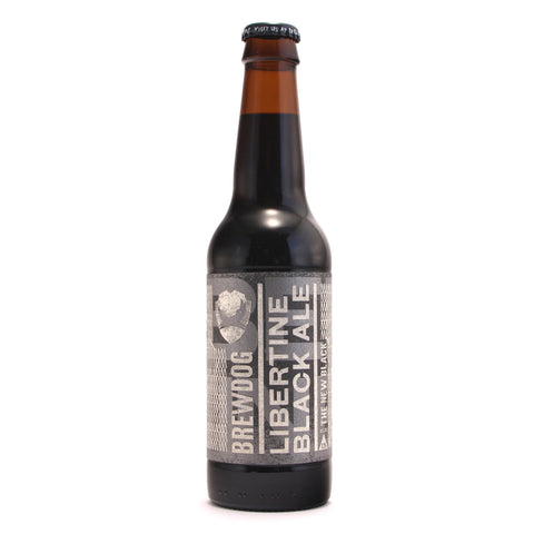 Brewdogs Libertine Black Ale 33cl