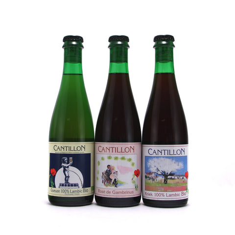 Brewery Box - Cantillon