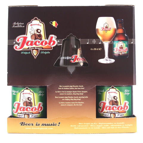 Broeder Jacob 4 Gift Set