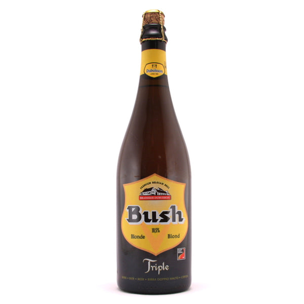 Bush Triple Blonde 75cl