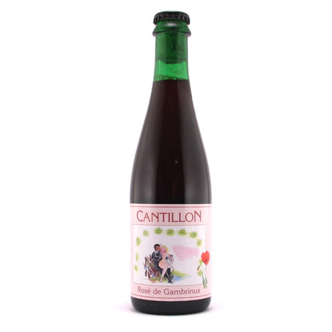 Cantillon Rose de Gambrinus 37,5cl