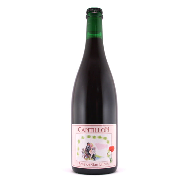 Cantillon Rose de Gambrinus 75cl
