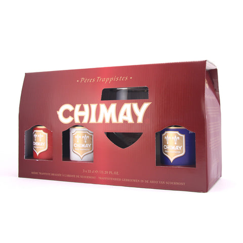 Chimay 3 Gift Set