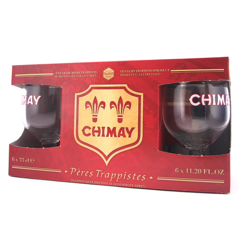 Chimay 6 Gift Set