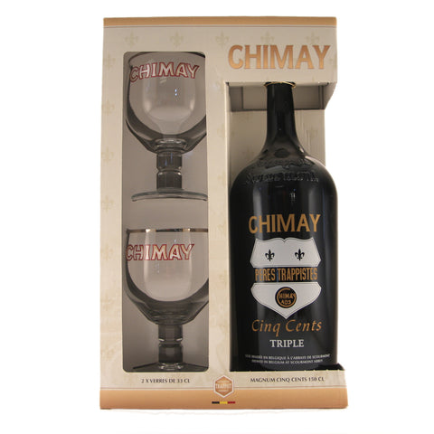 Chimay Triple Cinq Cents Gift