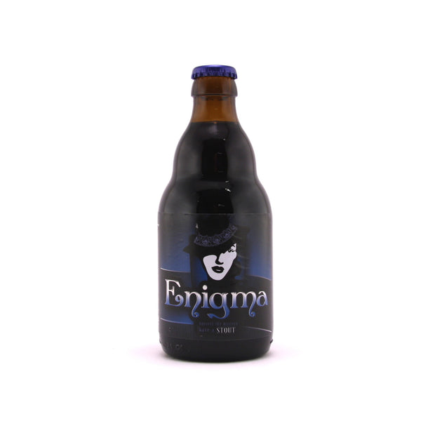 Enigma Stout 33cl