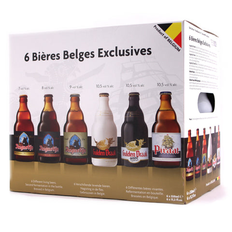 Exclusive Belgian Ales Gift Set