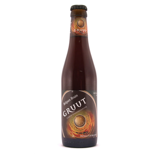 Gentse Gruut Brown 33cl