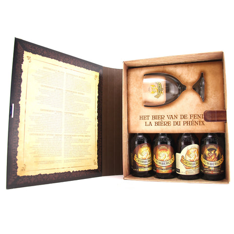 Grimbergen Gift Set Book