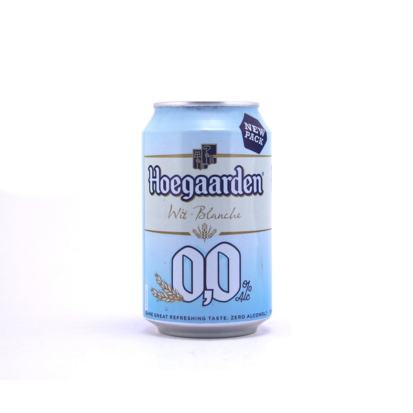Hoegaarden 0.0% 33cl (can)