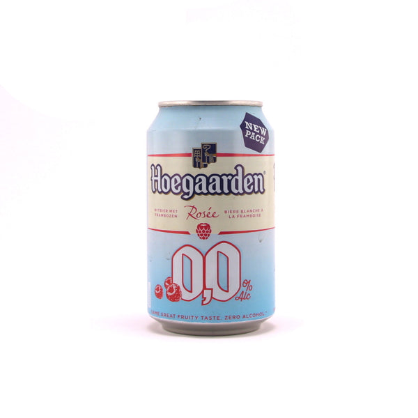 Hoegaarden Rosee 0.0% 33cl (can)