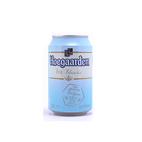 Hoegaarden 33cl (can)