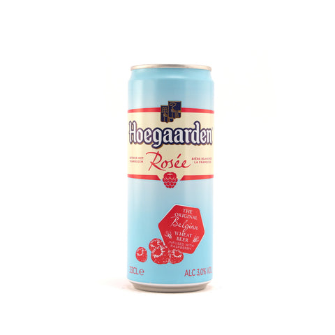 Hoegaarden Rosee 33cl (can)