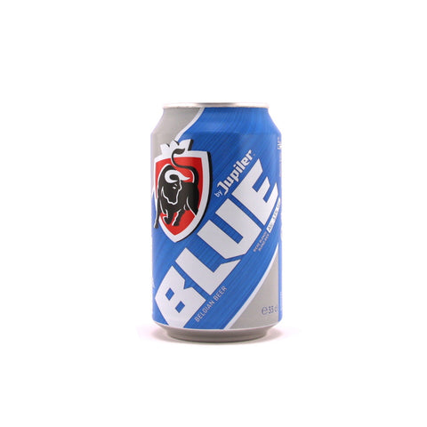 Jupiler Blue 33cl (can)