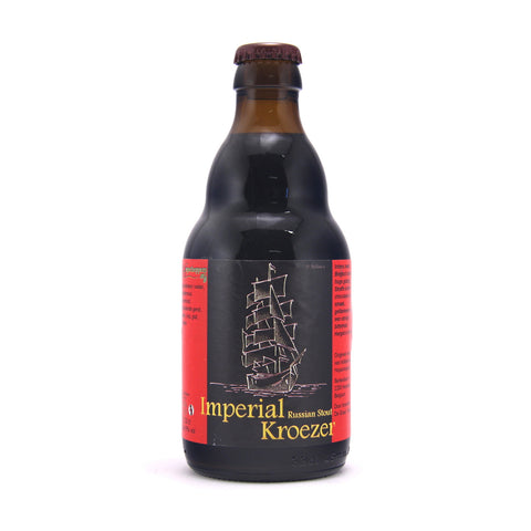 Kroezer imperial Russian Stout 33cl