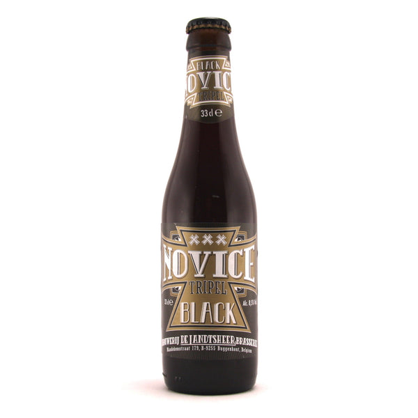 Novice Triple Black 33cl