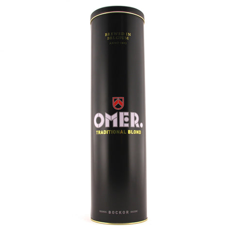 Omer Blond 75cl Box