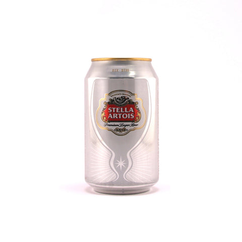 Stella Artois 33 cl (can)