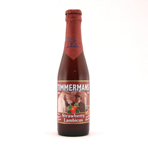 Timmermans Strawberry Lambic 25cl