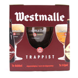 Westmalle 2 Gift Set