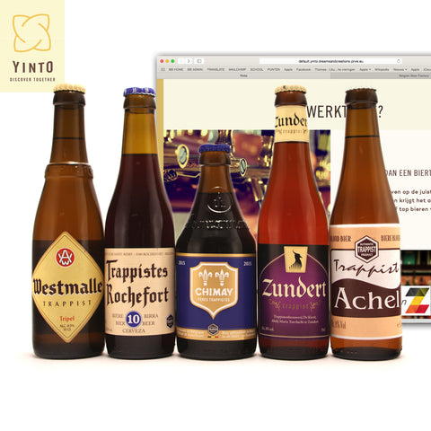 Heavenly Trappist Beers Workshop