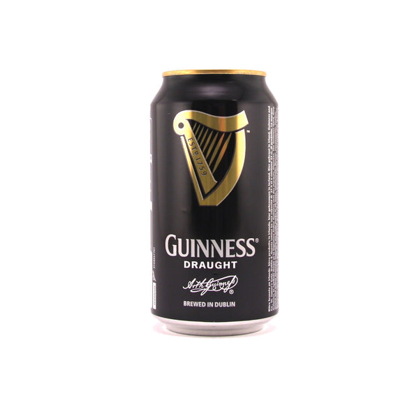 Guinness 33cl (can) – Belgianbeerz.com