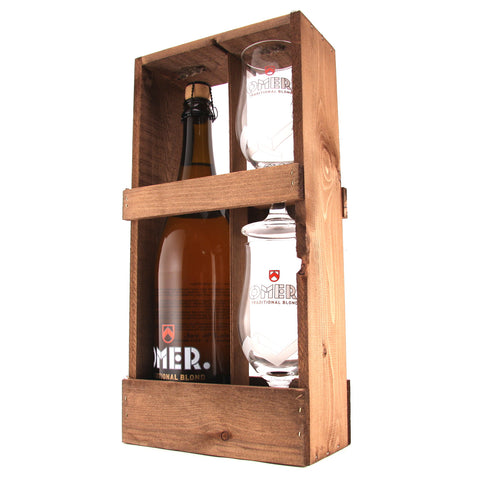Omer Blond Case Gift Set