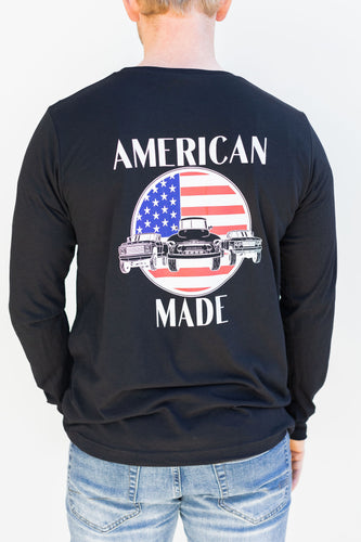 American Made Long Sleeve