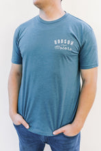 Load image into Gallery viewer, Desert Dodge Short Sleeve - Blue