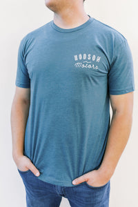 Desert Dodge Short Sleeve - Blue