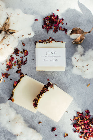 JONK Natural Handcrafted Soap